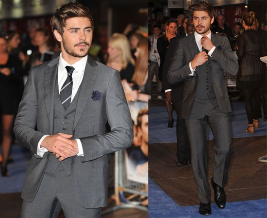 Pictures of Zac Efron at Charlie St. Cloud UK Premiere in Leicester Square