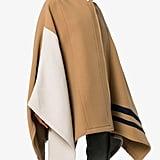 Shop Karlie's Coat: Chloé Colorblock Cape Coat
