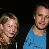 Heath Ledger and Michelle Williams Cutest Pictures