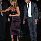 Jennifer Aniston Joins Her Fake Family For the We're the Millers Premiere