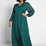 Modcloth Enchanted Evening Maxi Dress