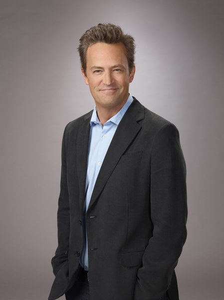 Matthew Perry from Go On. Photo courtesy of NBC