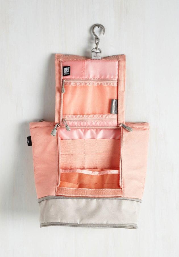 Glam To-Go Makeup Bag ($30)