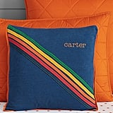 Pottery Barn Kids Rainbow Surf Decorative Sham