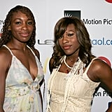 Serena Williams at the Night Before Party in 2006