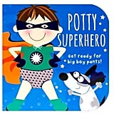 """Potty Superhero"" Little Learners Board Book"