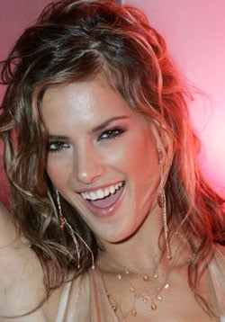 Alessandra Ambrosio photos and interview