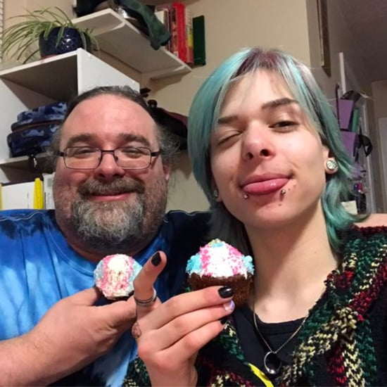 Father Throws a Party For His Son Who's Transgender