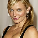 Cameron Diaz with Side Bangs 2003
