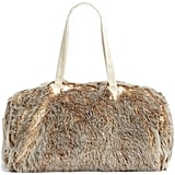 Cuddle Up Faux Fur Duffel Bag ($89)