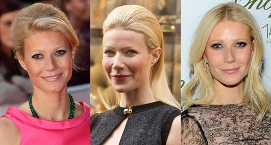 Which Gwyneth Paltrow Red Carpet Hairstyle Looks Prettiest?