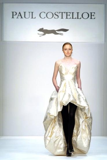 London Fashion Week Photos Paul Costelloe Fall Winter 2008