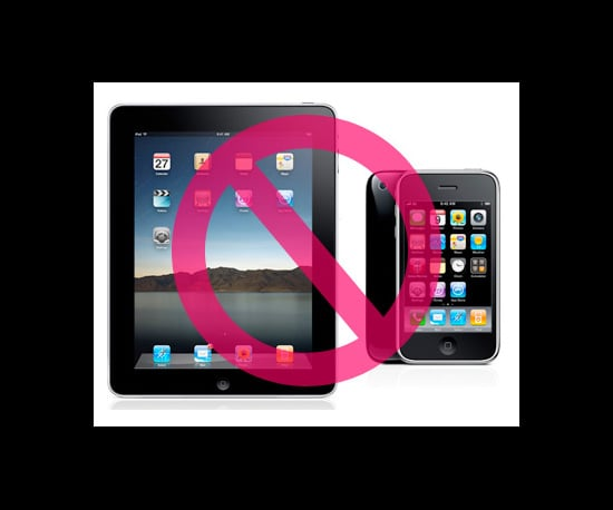 No Tethering From iPhone to iPad