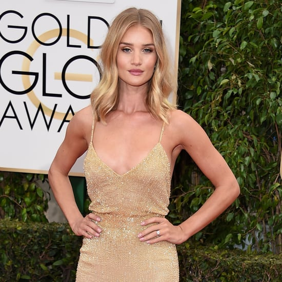 Rosie Huntington-Whiteley's Engagement Ring