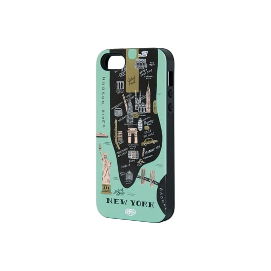 Rep the Big Apple with a New York iPhone 5 Case ($36).