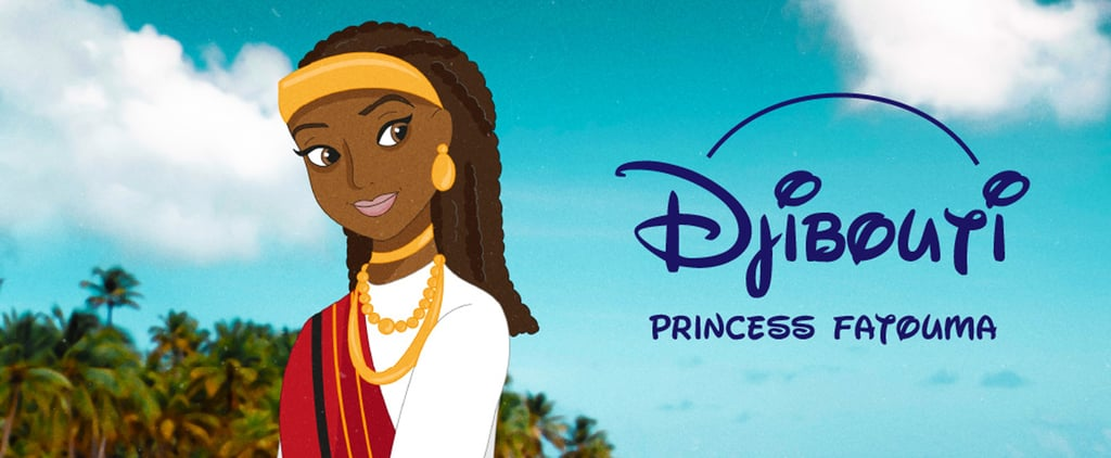 See Disney Princesses From Underrepresented Countries