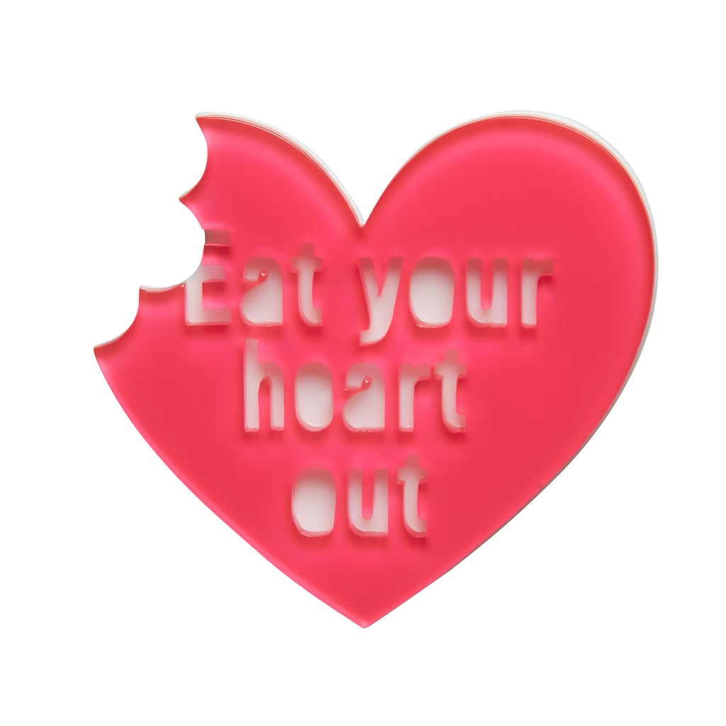 b1d8b3cceb0c7 ... Array - eat your heart out brooch 39 95 grease merchandise accessories  rh popsugar ...