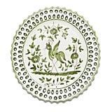 Oiseau Salad Plate
