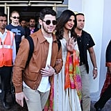 They Arrived in Jodhpur in Style to Kick Off Their Wedding Festivities