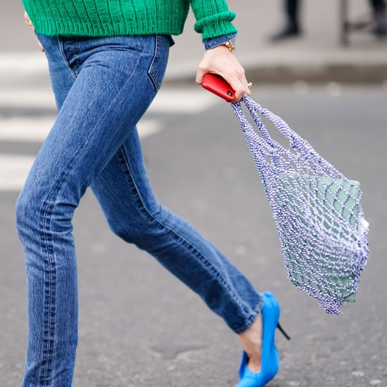 This Denim Trend Will Brighten Up Your Spring Wardrobe
