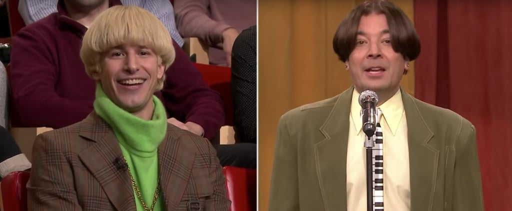 Andy Samberg Jimmy Fallon Pina Colada Song Heckling Video