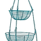 3-Tier Hanging Wire Basket