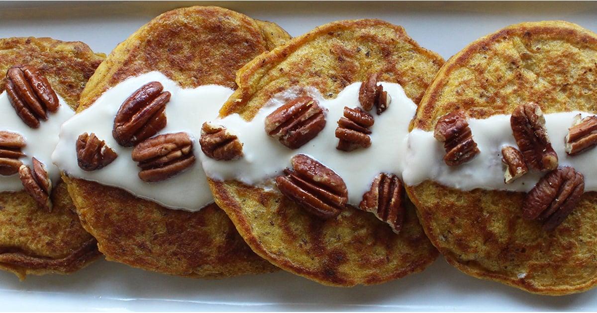 Better-Than-Pumpkin-Pie Pancakes Make Breakfast a Treat