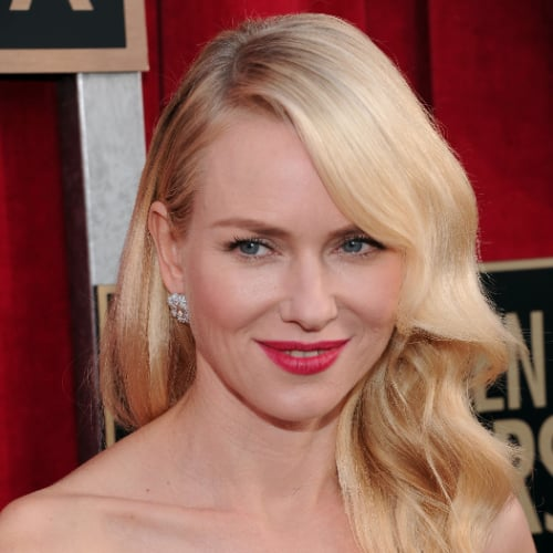Naomi Watts: SAG Awards Hair 2013