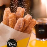 McDonald's Donut Sticks Are *Temporarily* Here to Make Your Mornings a Little Sweeter