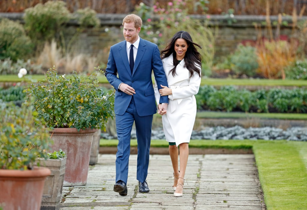 الأشخاص: الأمير هاري وميغان ماركل