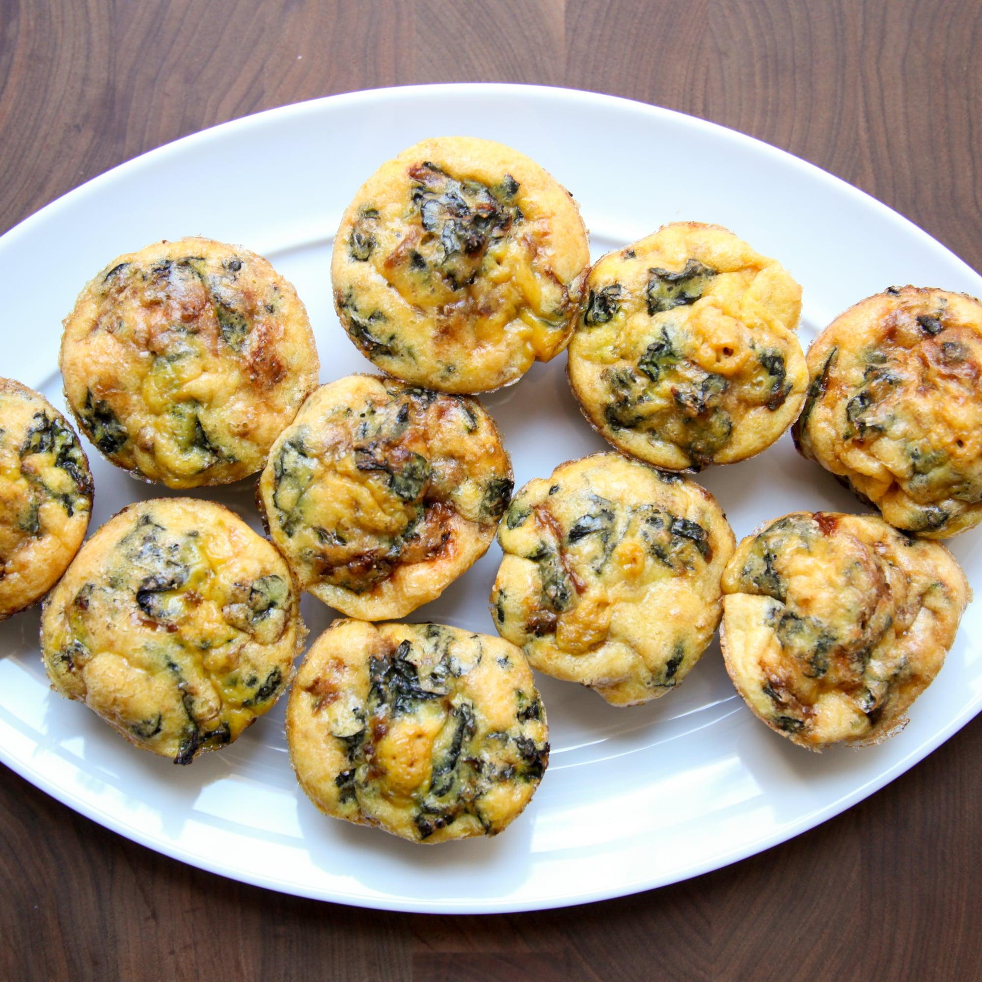 15 Low Carb Meal Prep Friendly Breakfast Recipes Popsugar