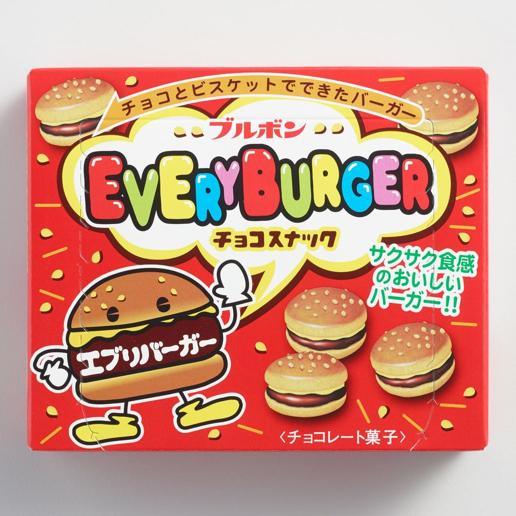 17 Best Images About Cost Plus World Market Food And More: These Japanese Cookies Look Like Burgers, But They're