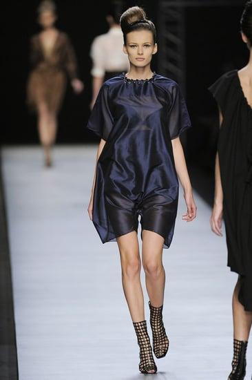 Paris Fashion Week: Yves Saint Laurent Spring 2009
