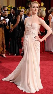 Oscars Style: Evan Rachel Wood