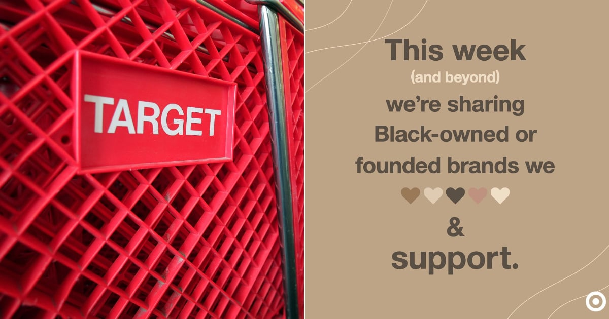Black Owned Brands At Target