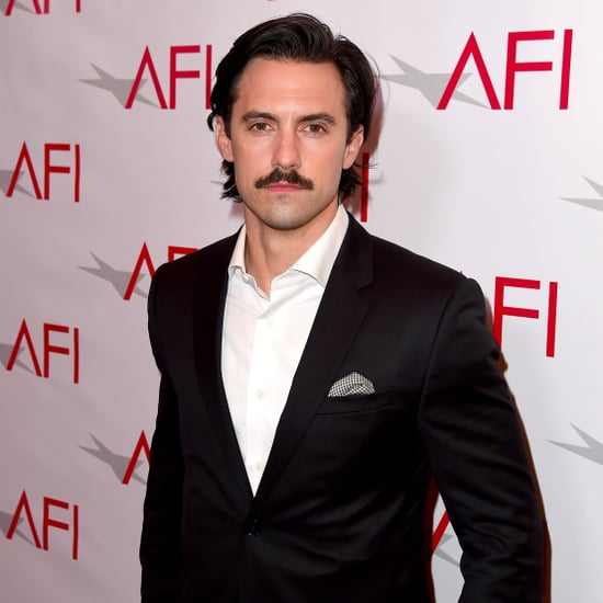 Milo Ventimiglia Shaved His Face February 2017
