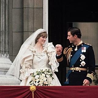 British Royal Wedding Menus