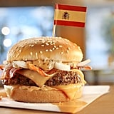 Grand McExtreme Bacon Burger (Spain)