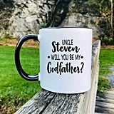 Will You Be My Godfather? Mug