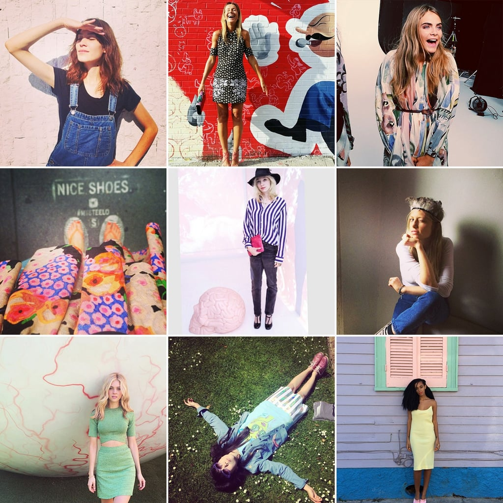 The Best Fashion Instagram Accounts To Follow Popsugar Fashion Australia