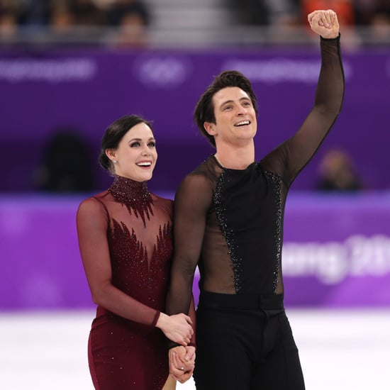 Team Canada Tessa Virtue and Scott Moir Win Olympics | 2018