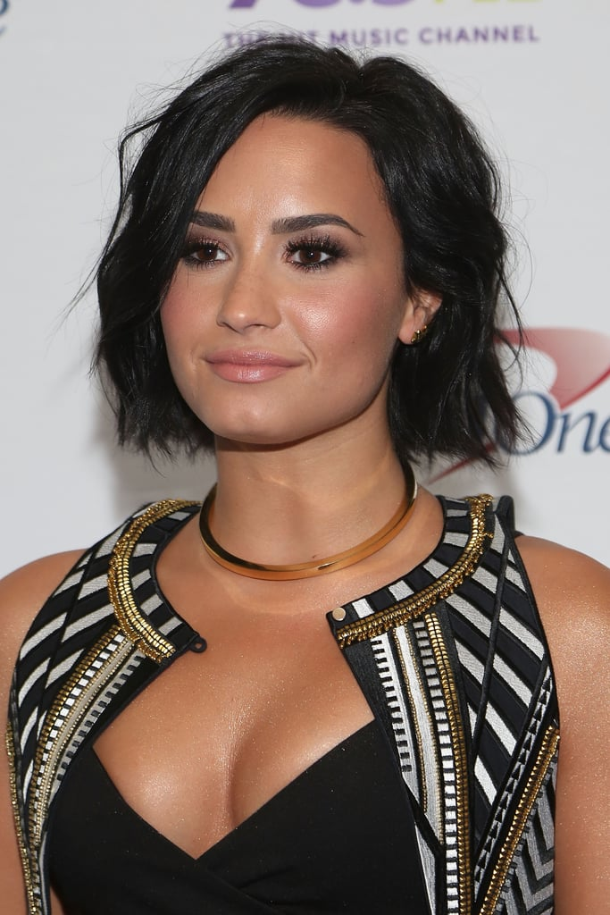 The Eyebrow Inspiration | How to Get Brows Like Demi ...