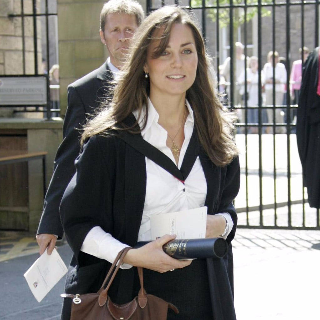 kate middleton facts about her college years popsugar celebrity