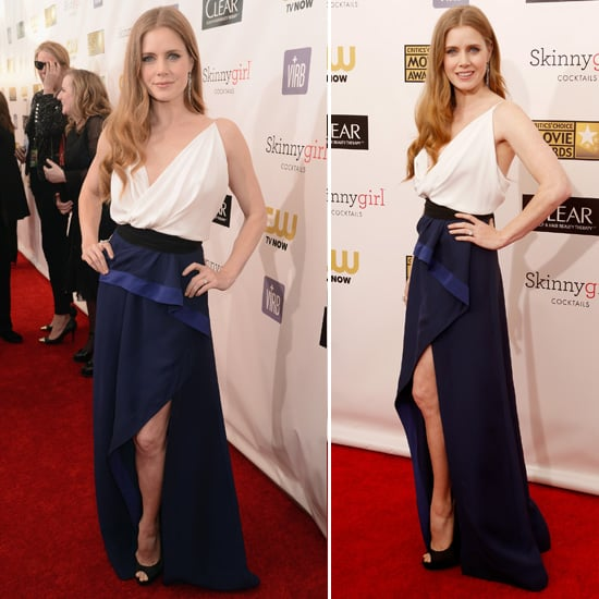 See Amy Adams in Vionnet at 2013 Critics' Choice Awards