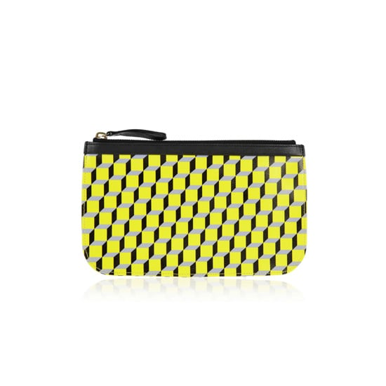 Pouch, $156.25, Pierre Hardy at Net-A-Porter