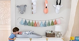 An Interior Designer Reveals the Secret to Turning Any Room Into a Pinterest-Worthy Dream Nursery