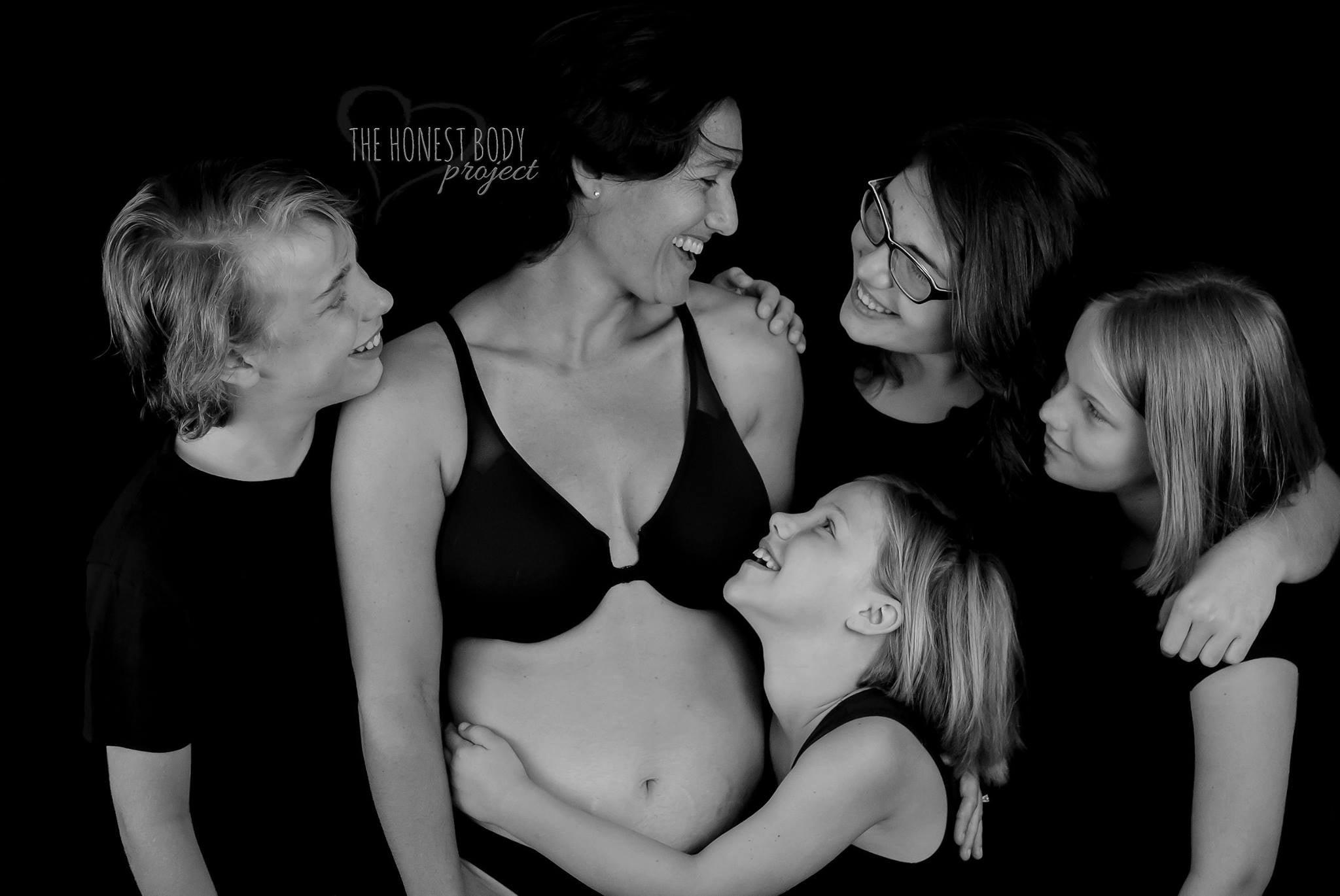 The Honest Body Project Popsugar Family