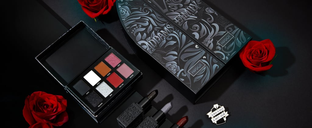 HipDot Just Dropped an Addams Family Makeup Collection
