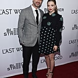 Thomas Sadoski & Amanda Seyfried at The Last Word Event 2017