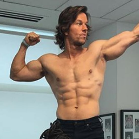 Mark Wahlberg Shirtless Instagram Picture July 2018